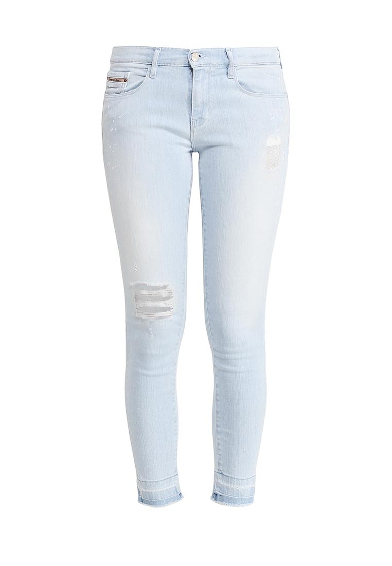 Зауженные джинсы Calvin Klein Jeans J20J205145