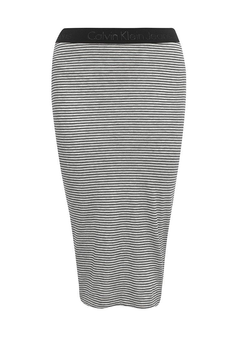 Узкая юбка Calvin Klein Jeans J20J204749