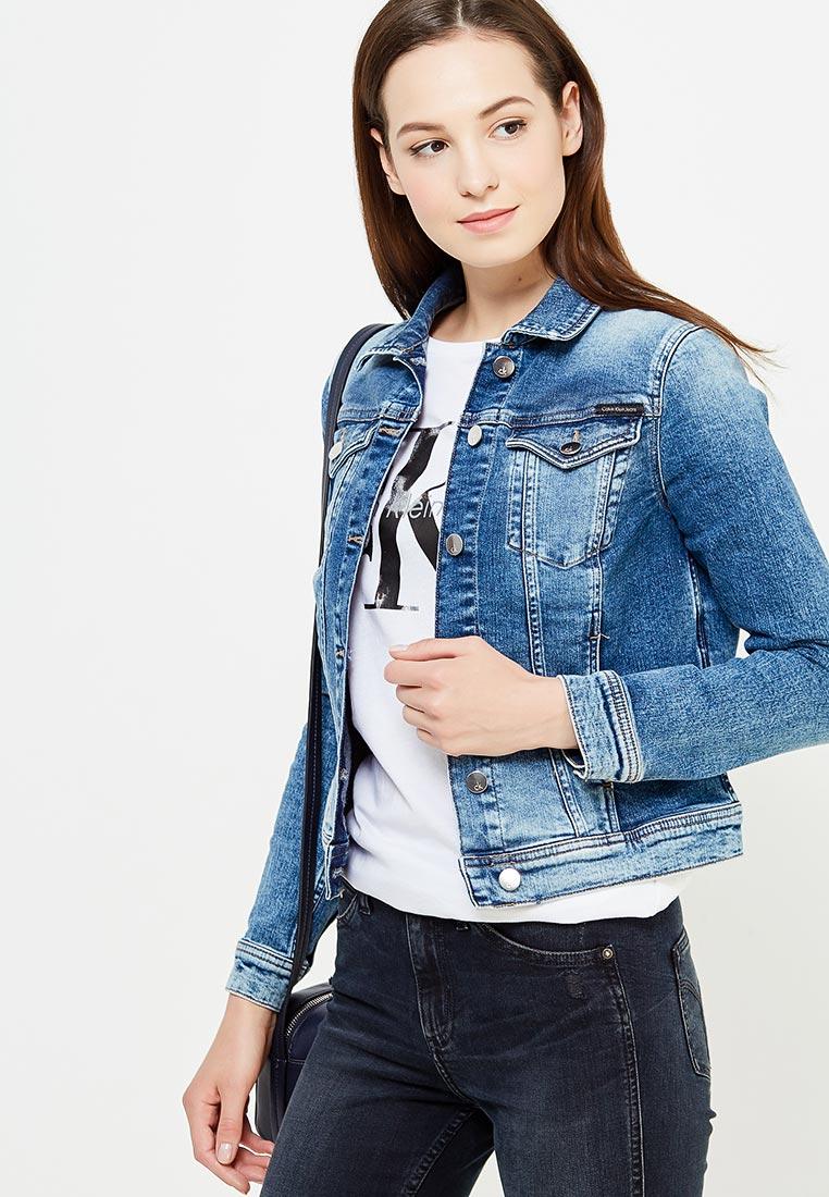 Джинсовая куртка Calvin Klein Jeans J20J205793