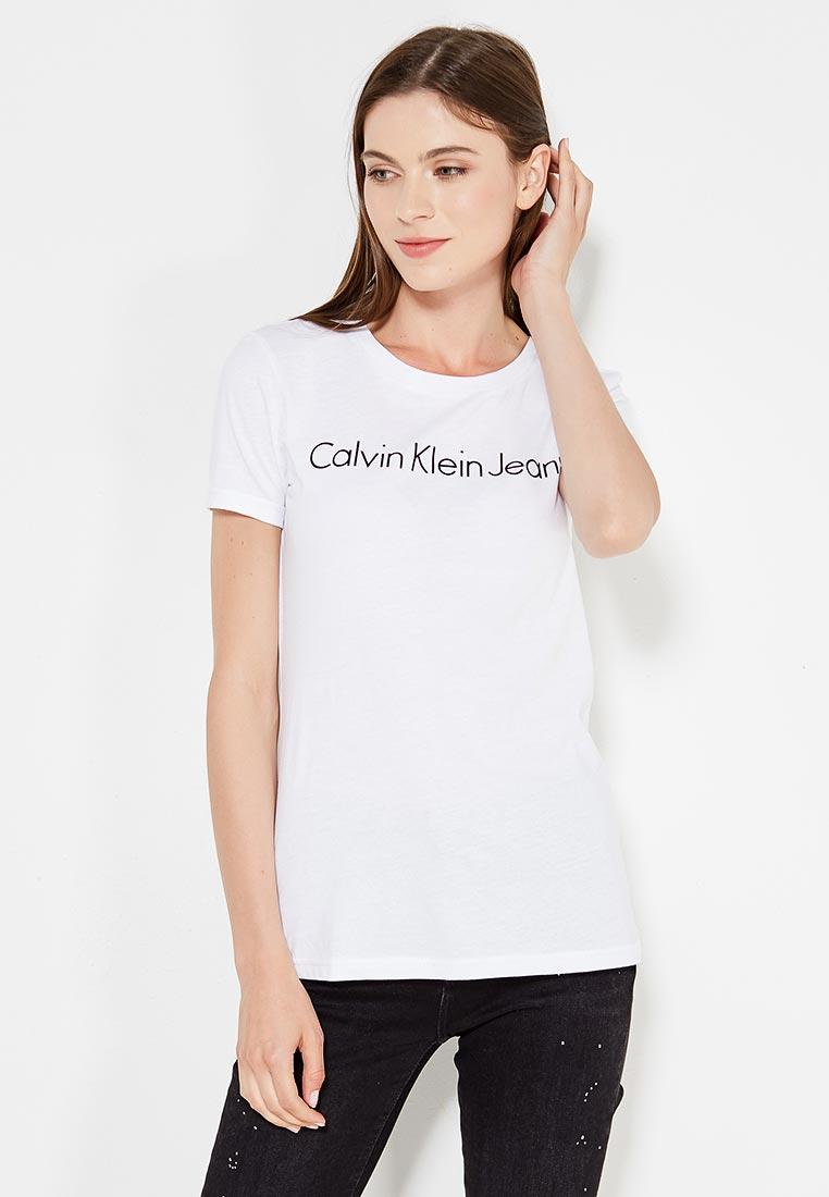 Футболка с коротким рукавом Calvin Klein Jeans J20J205376