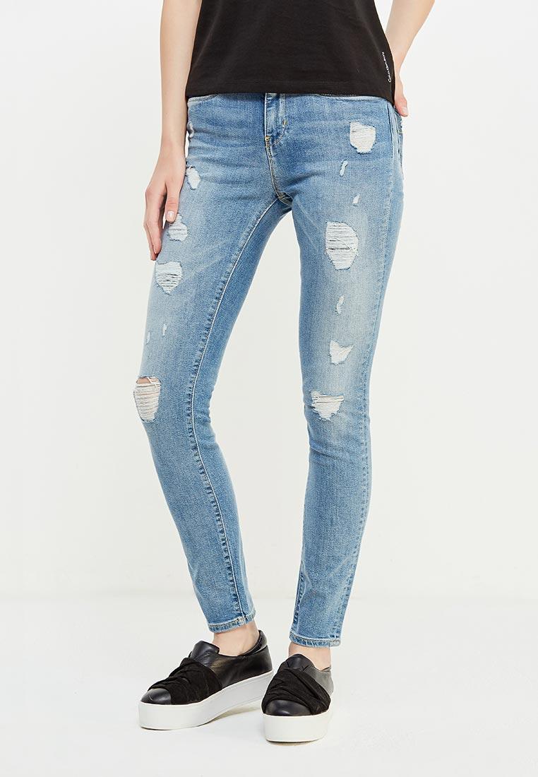 Зауженные джинсы Calvin Klein Jeans J20J205797