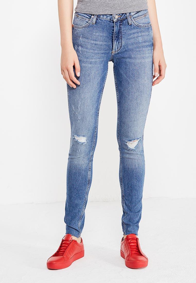 Зауженные джинсы Calvin Klein Jeans J20J206147