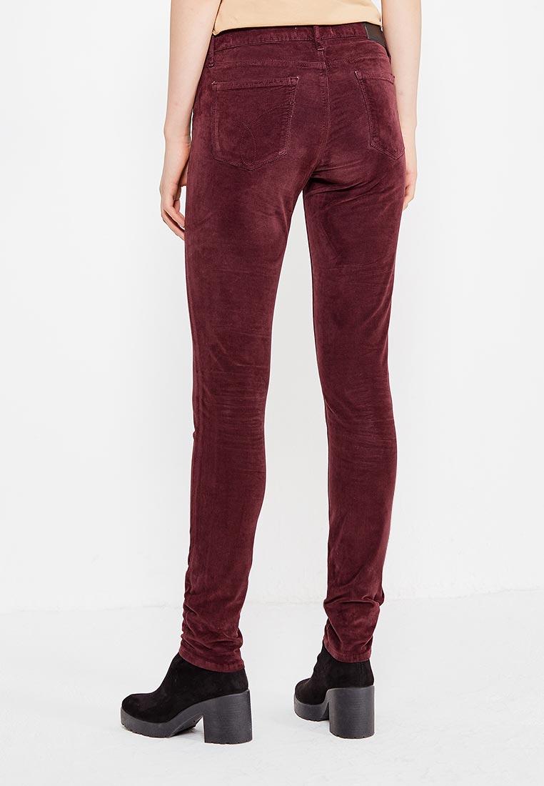 Женские зауженные брюки Calvin Klein Jeans J20J206059: изображение 3