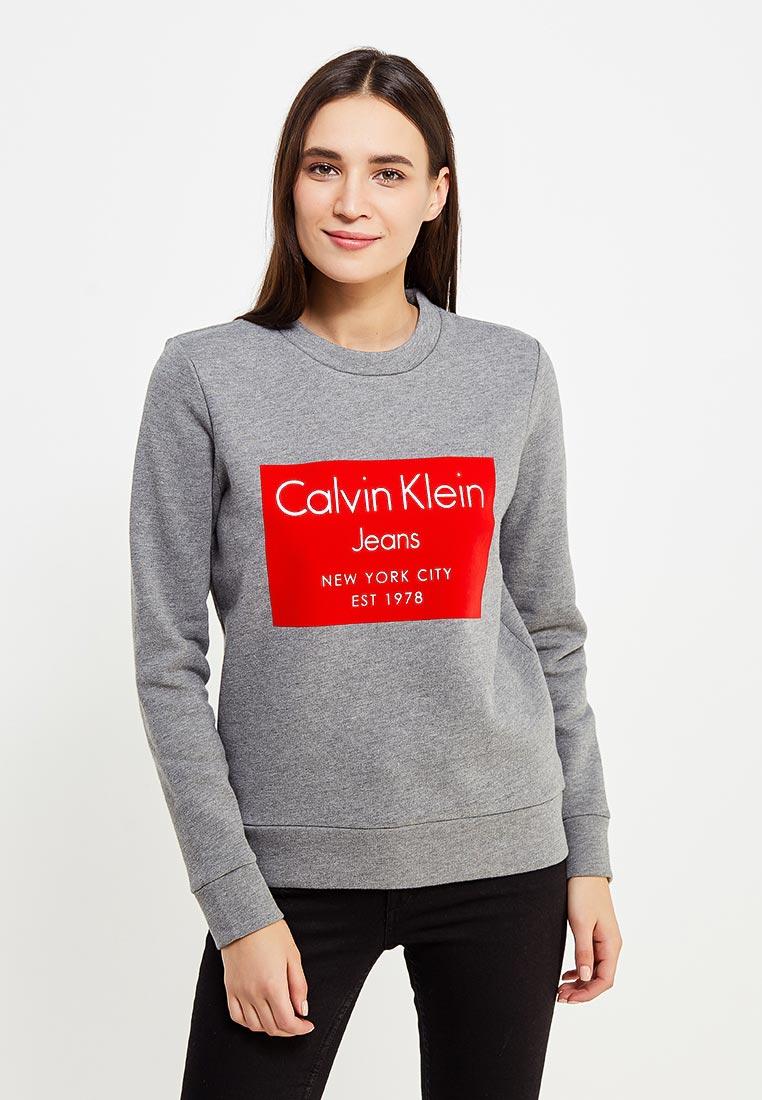 Толстовка Calvin Klein Jeans J20J206019