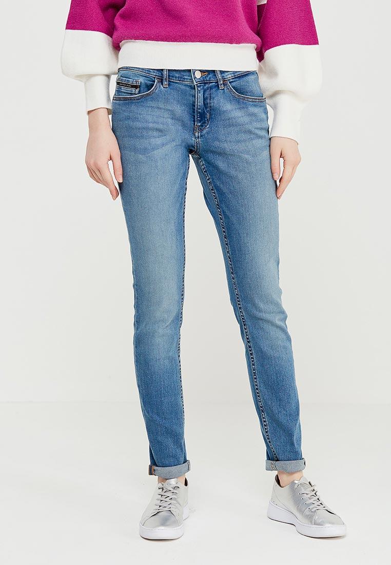 Зауженные джинсы Calvin Klein Jeans J20J206356
