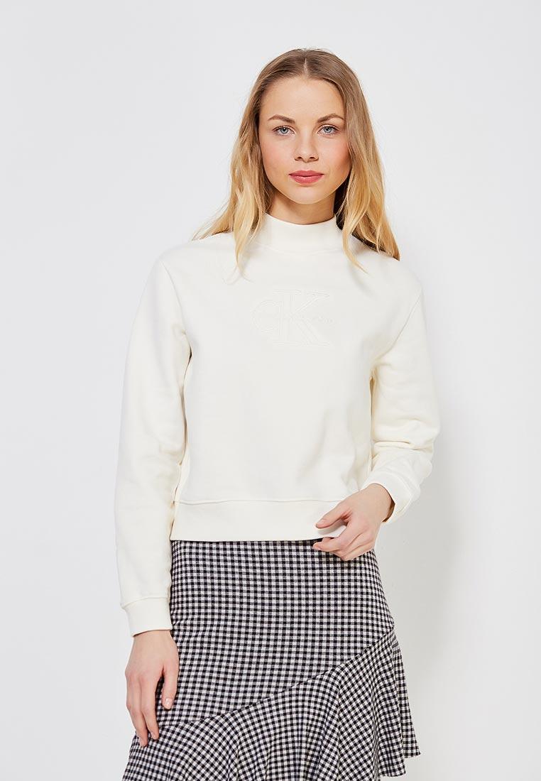 Женские свитшоты Calvin Klein Jeans J20J206410