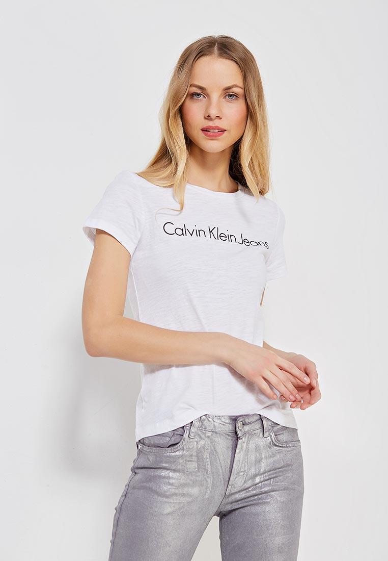 Футболка с коротким рукавом Calvin Klein Jeans J20J206438