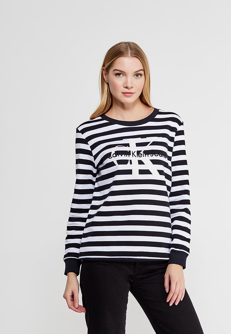 Женские свитшоты Calvin Klein Jeans J20J206572
