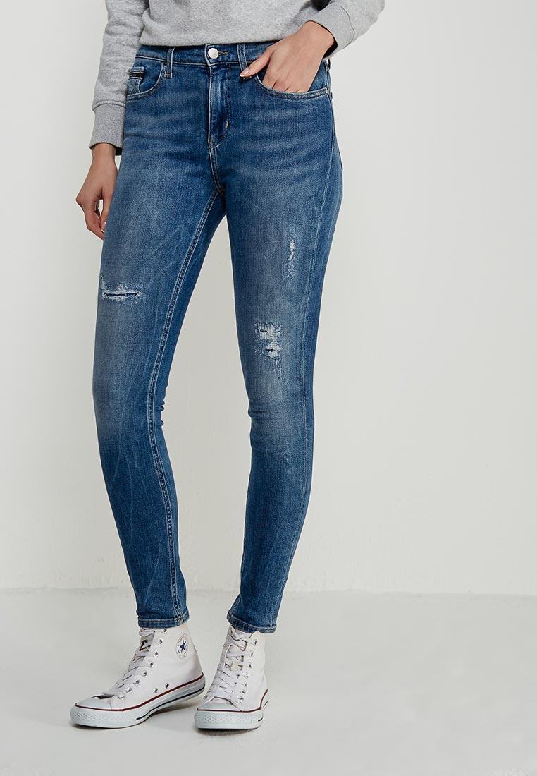 Зауженные джинсы Calvin Klein Jeans J20J206600
