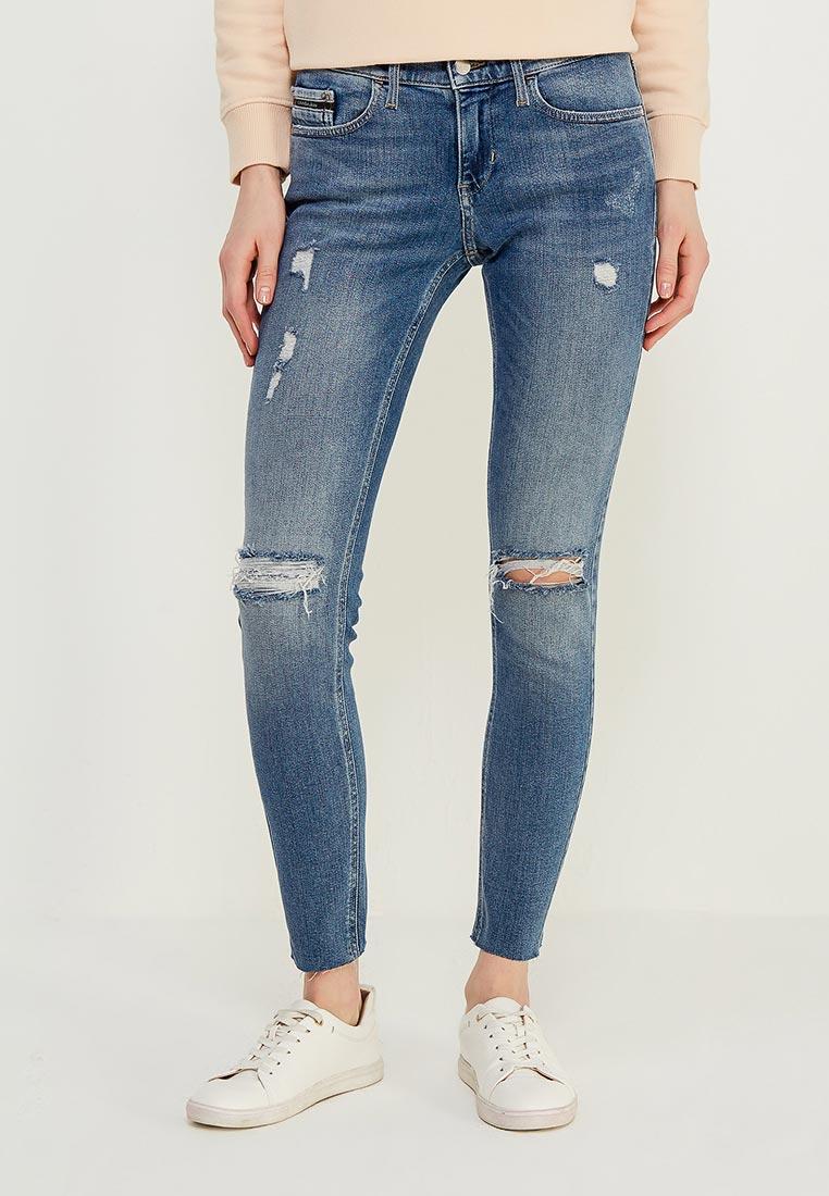 Зауженные джинсы Calvin Klein Jeans J20J206604
