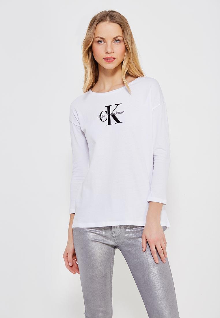 Футболка с длинным рукавом Calvin Klein Jeans J20J205630