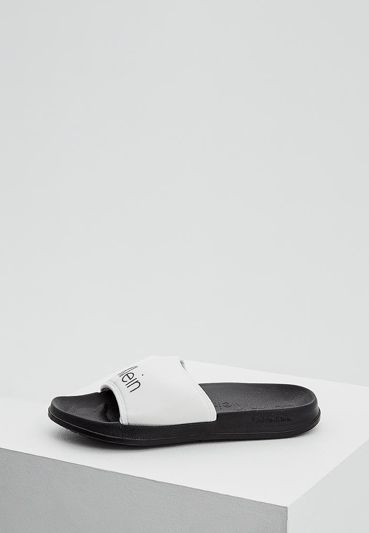 Женские сланцы Calvin Klein Underwear KW0KW00394