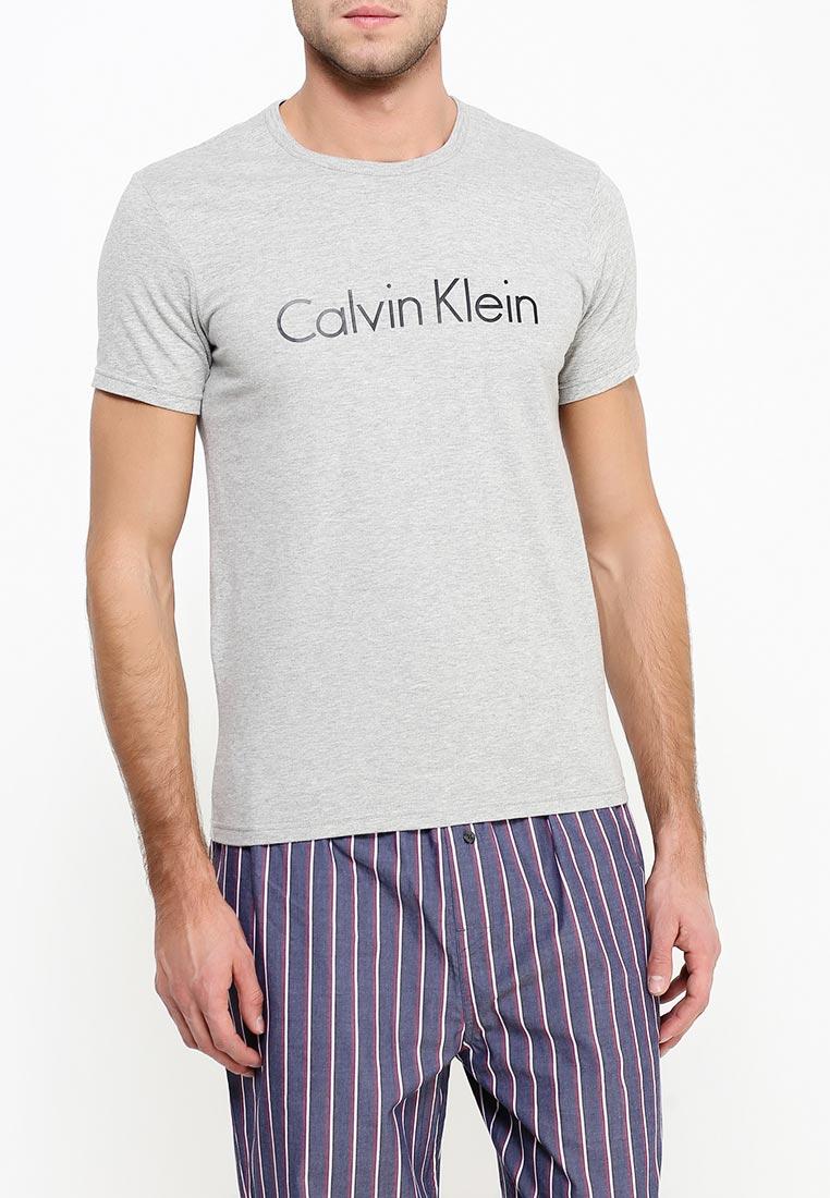 Домашняя футболка Calvin Klein Underwear NM1129E: изображение 7