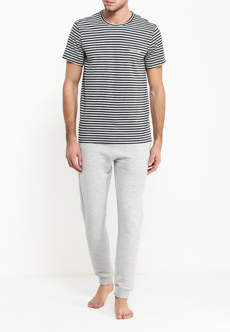 Домашняя футболка Calvin Klein Underwear NM1129E: изображение 10