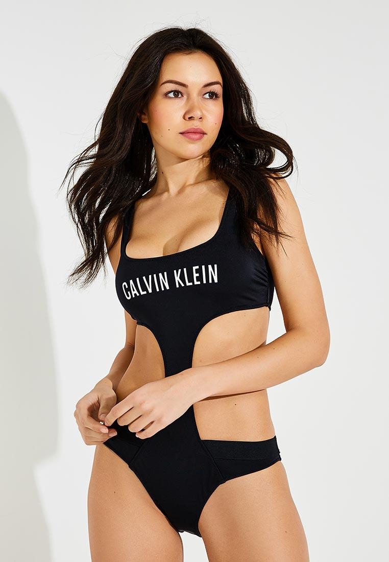 Монокини Calvin Klein Underwear KW0KW00272