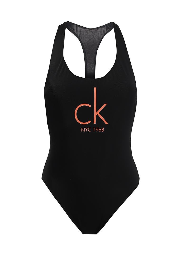 Закрытый купальник Calvin Klein Underwear KW0KW00041