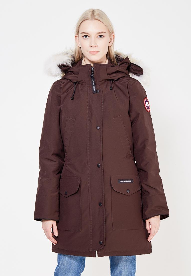 Утепленная куртка Canada Goose 6550L