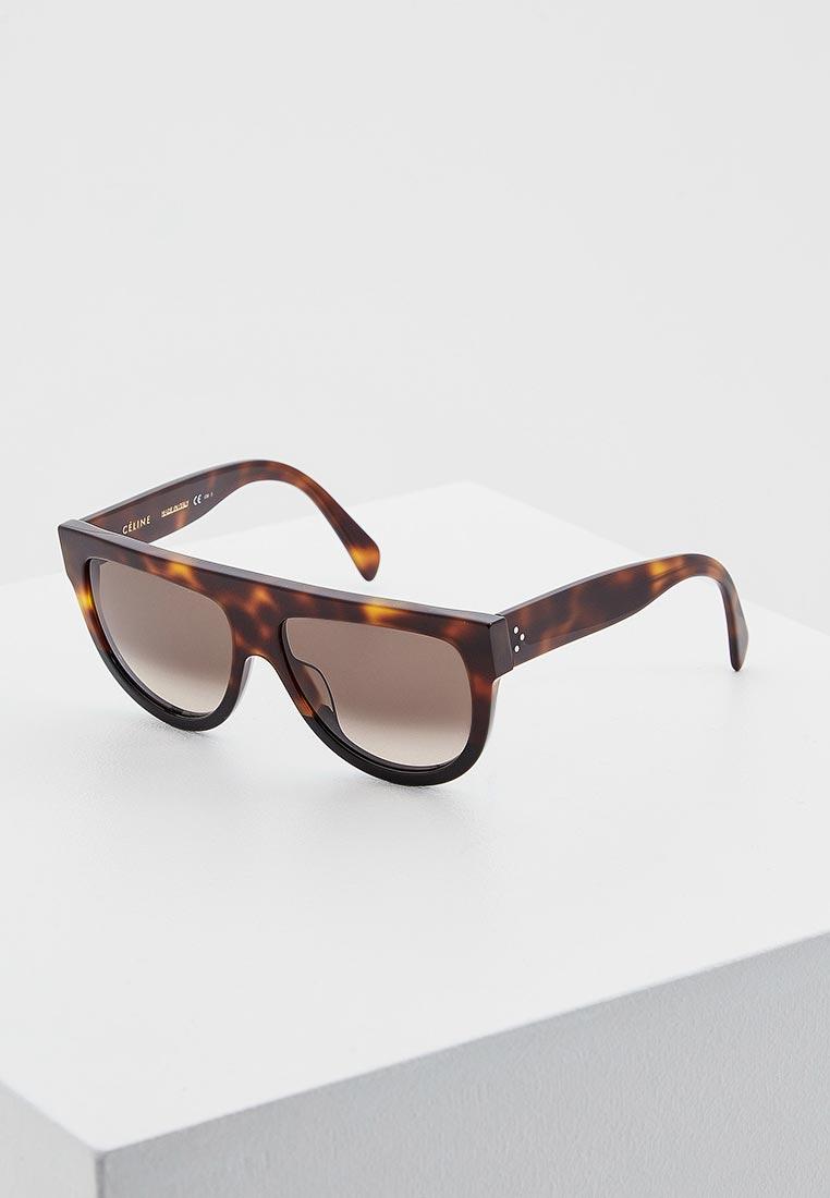 Женские солнцезащитные очки Celine CL 41026/S