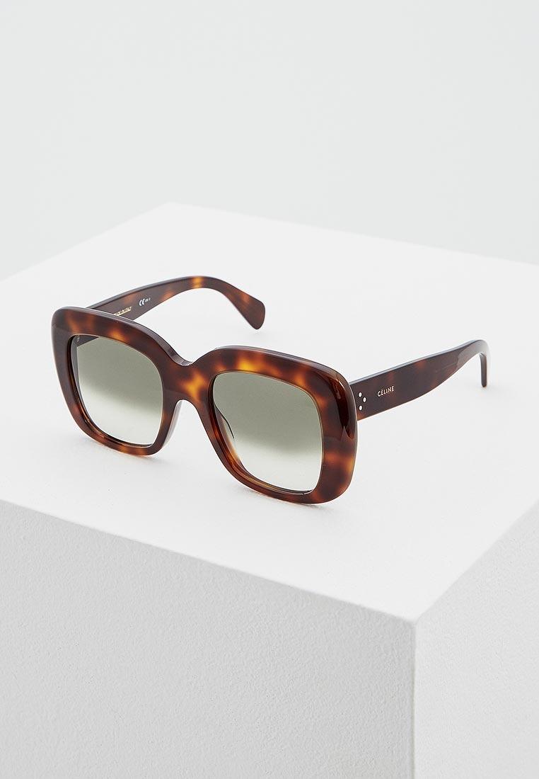 Женские солнцезащитные очки Celine CL 41433/S