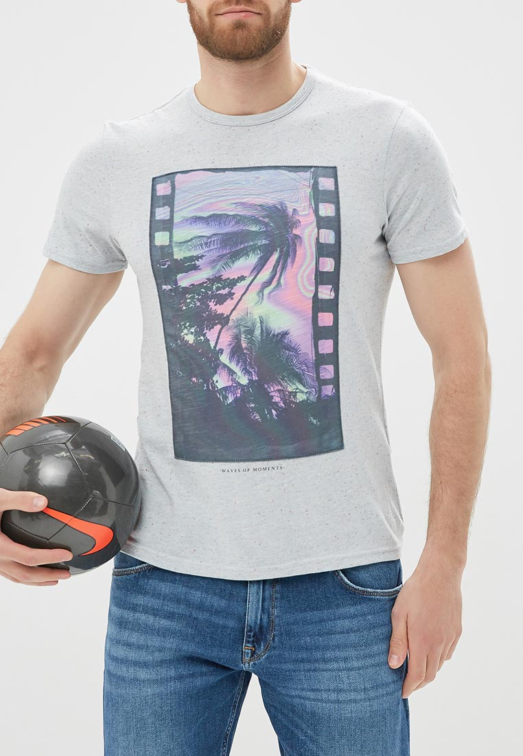 Футболка с коротким рукавом Celio (Селио) LEDELIC