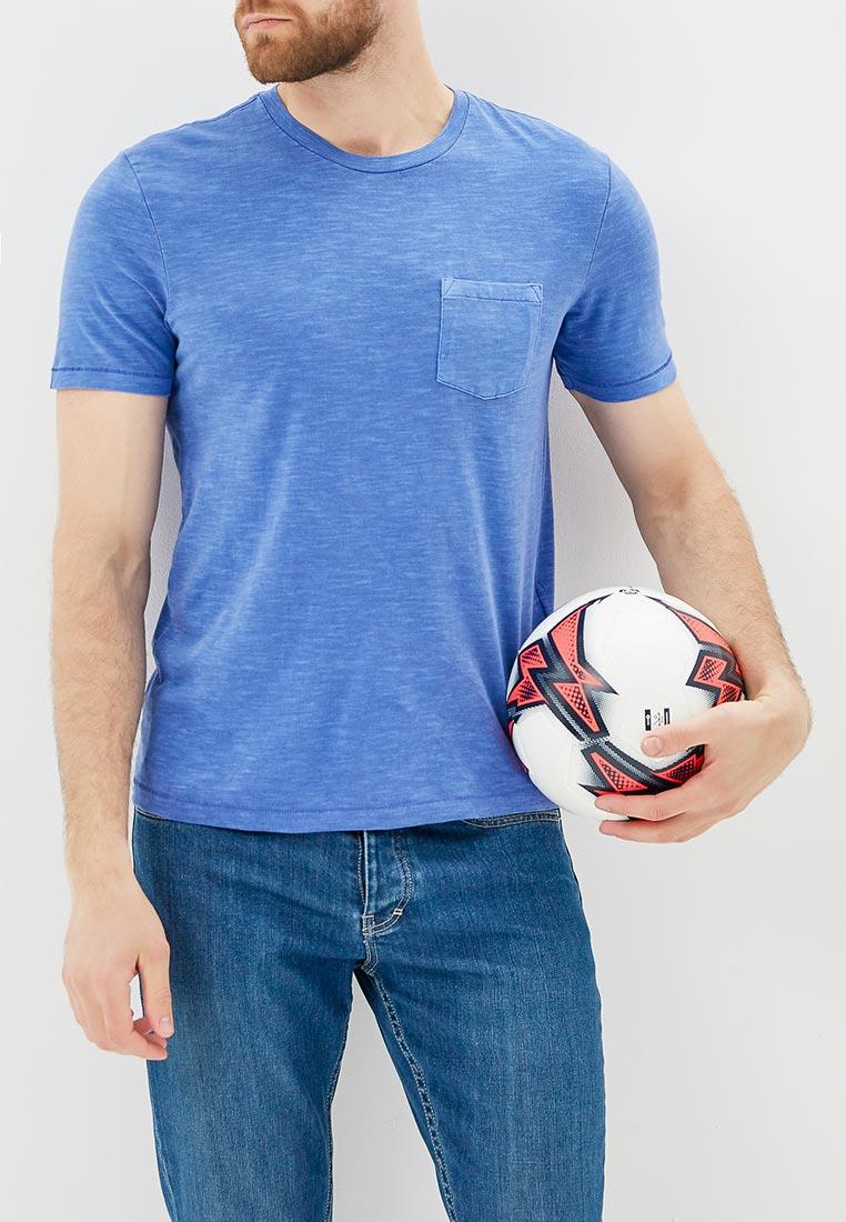 Футболка с коротким рукавом Celio GEPOCKET