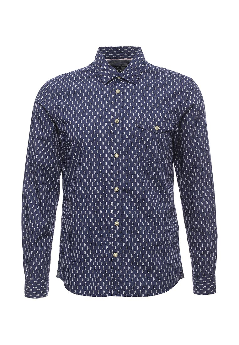 Рубашка с длинным рукавом Celio (Селио) FAPLUME2