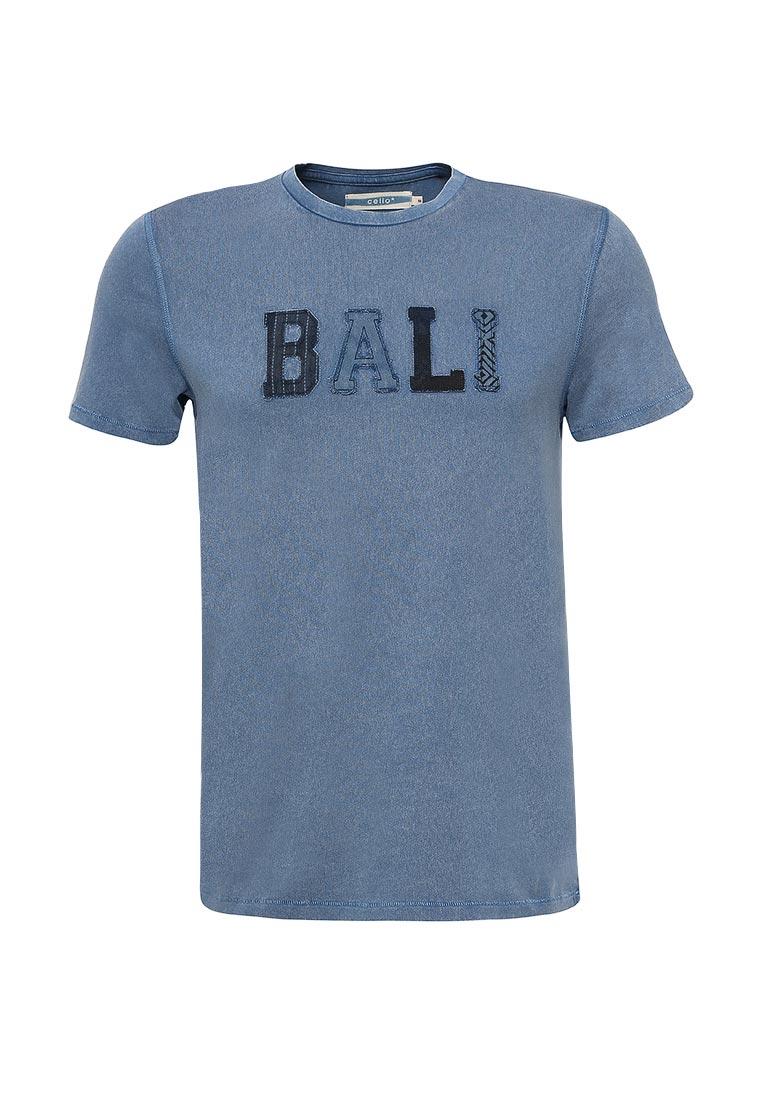 Футболка с коротким рукавом Celio (Селио) GEPATCH