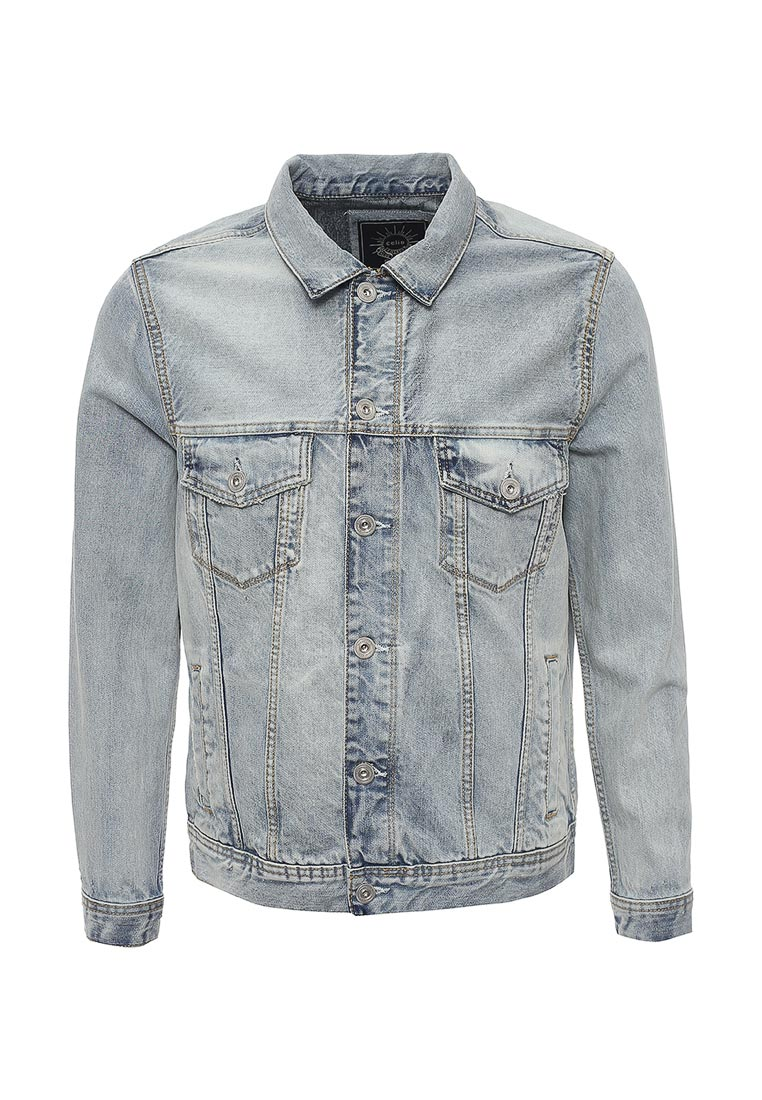 Джинсовая куртка Celio (Селио) GUJEAN