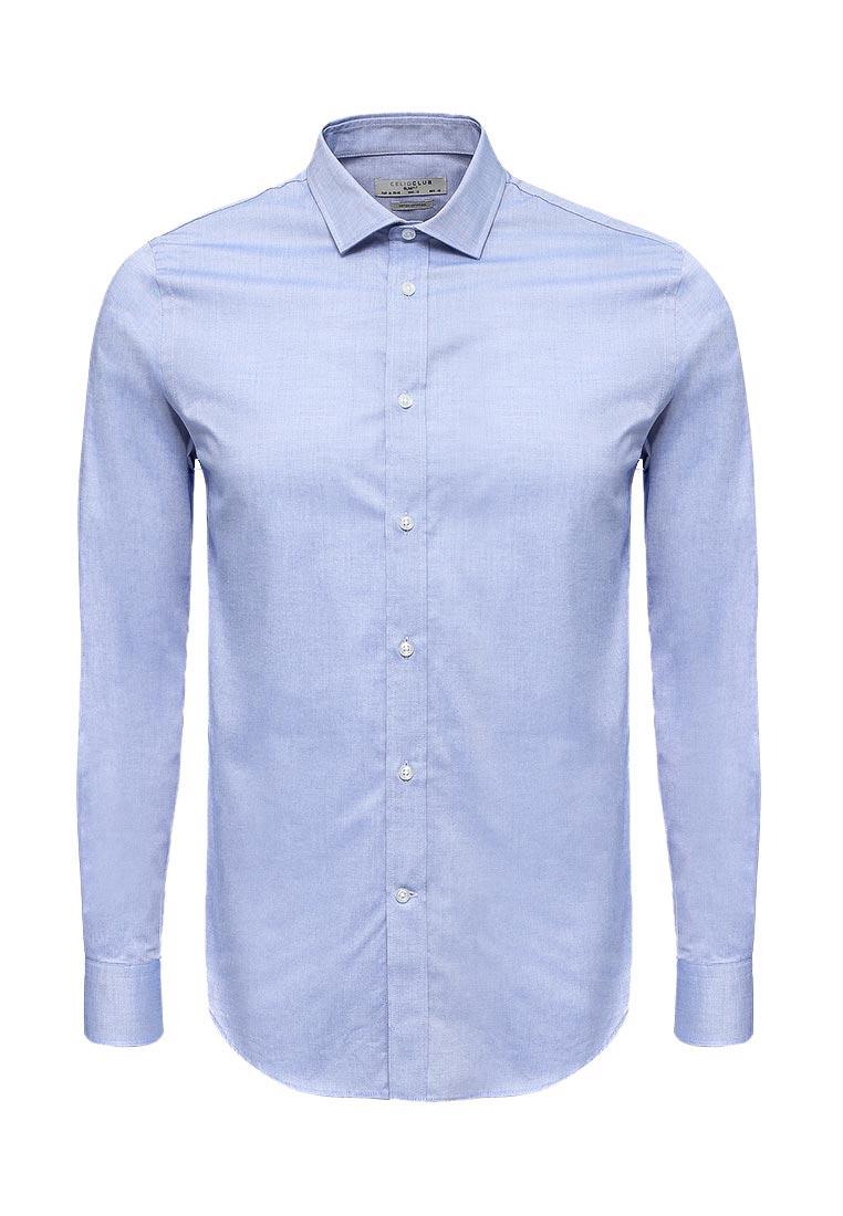Рубашка с длинным рукавом Celio (Селио) JAPIPER
