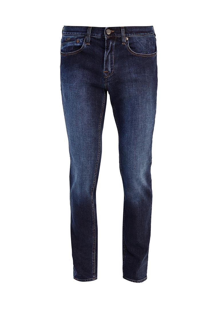 Зауженные джинсы Cerruti 1881 U53CRR00016
