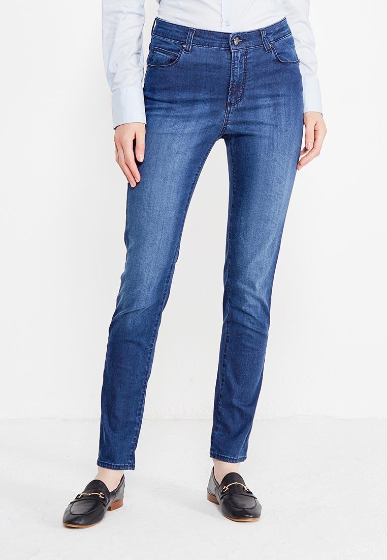 Зауженные джинсы Cerruti 1881 D53CRR00013