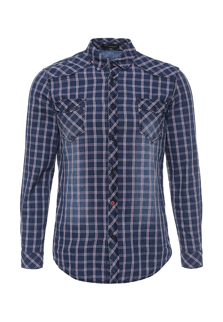 Рубашка с длинным рукавом Chromosome B010-W331