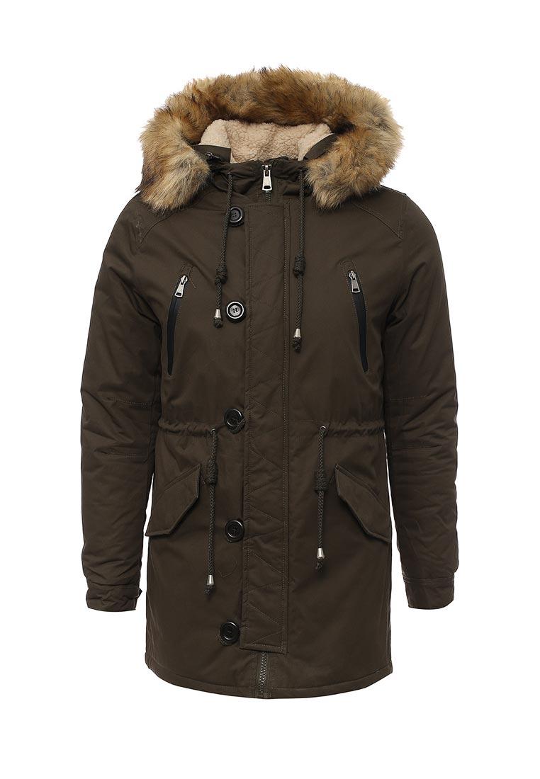 Утепленная куртка Chromosome B010-R-8661