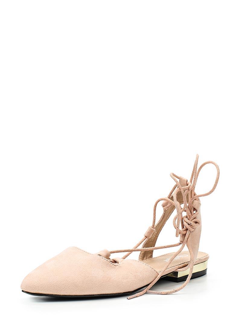 Туфли на плоской подошве Chic Nana F47-CN217