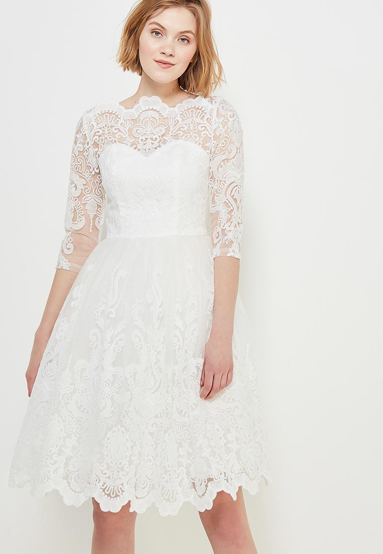 Платье-миди Chi Chi London 41735OW