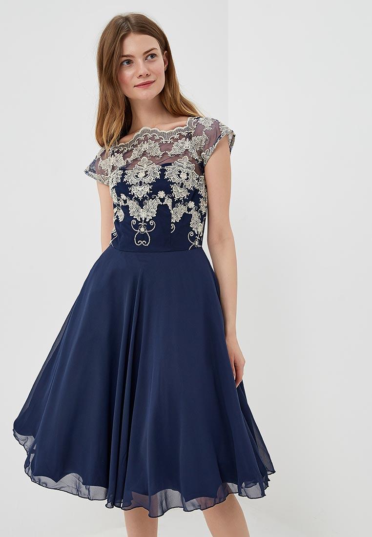 Платье-миди Chi Chi London 42450GL