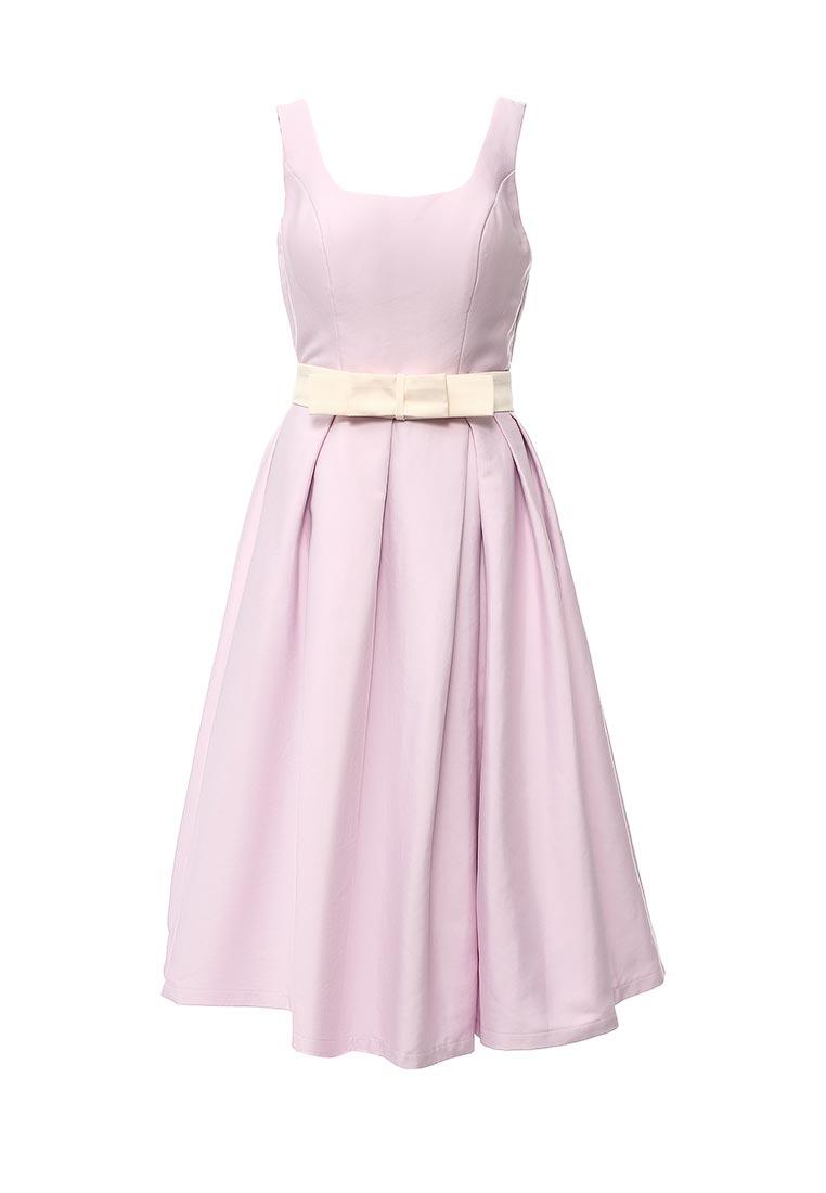 Повседневное платье Chi Chi London 7103PI