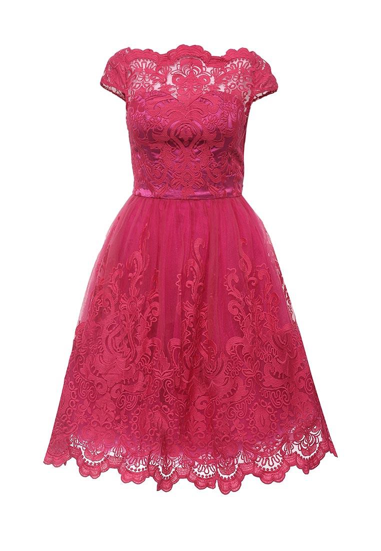 Вечернее / коктейльное платье Chi Chi London 41735