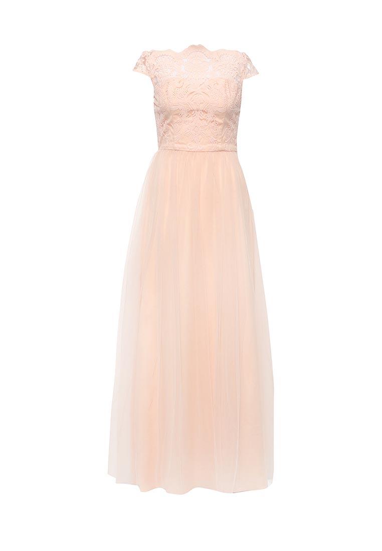 Платье-макси Chi Chi London 42742