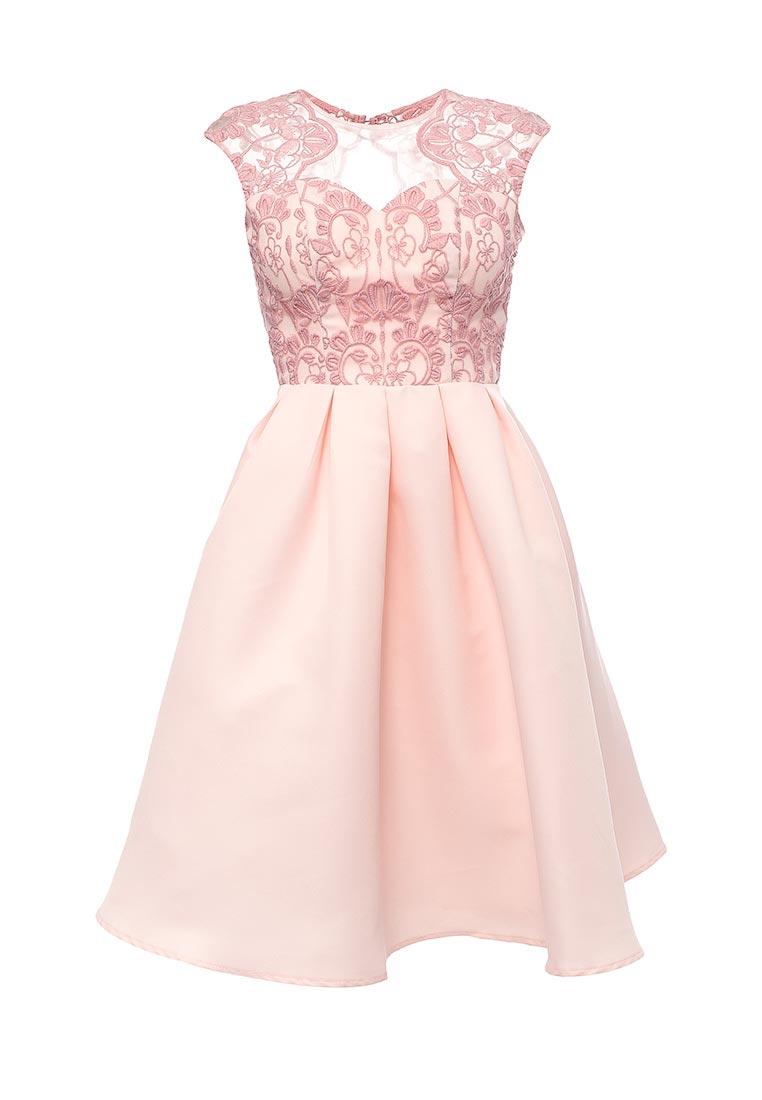 Вечернее / коктейльное платье Chi Chi London 51888PI