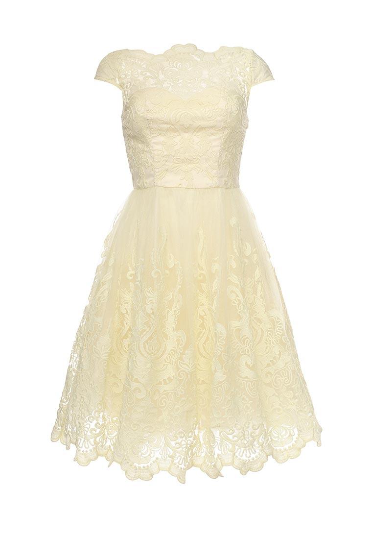 Платье-миди Chi Chi London 41735LE