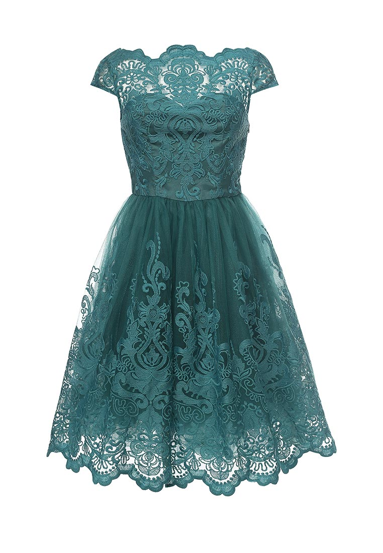Платье-миди Chi Chi London 41735TL