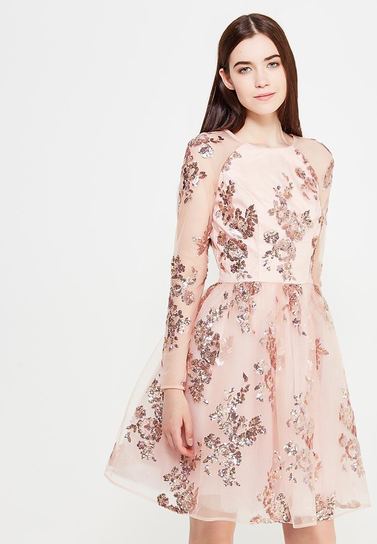 Вечернее / коктейльное платье Chi Chi London 51880RG