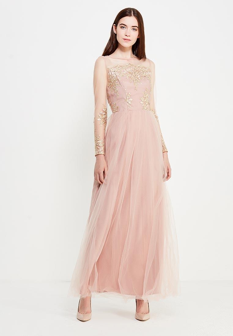 Вечернее / коктейльное платье Chi Chi London 6116PIGL