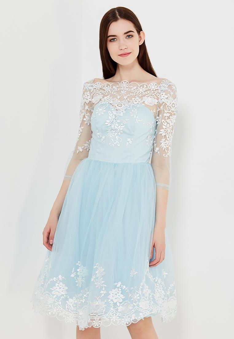 Платье-мини Chi Chi London 42720BL