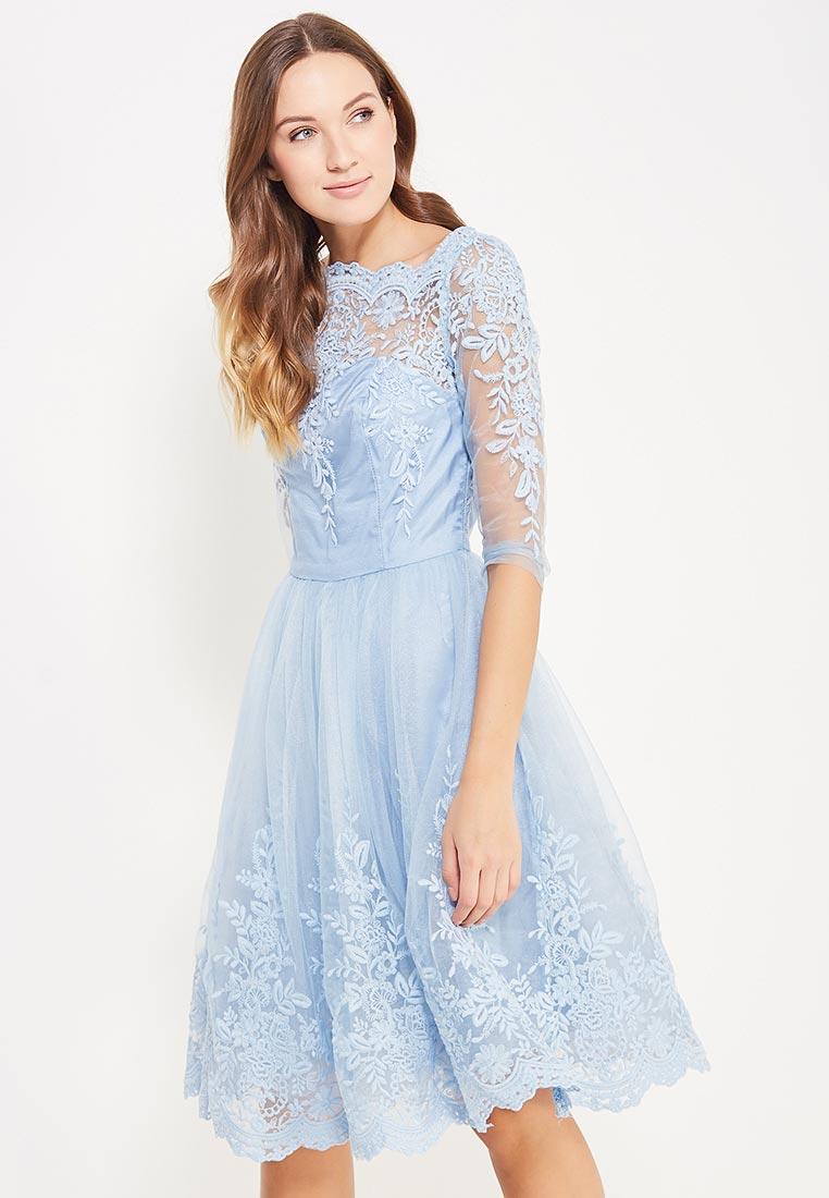Вечернее / коктейльное платье Chi Chi London 42607CFB