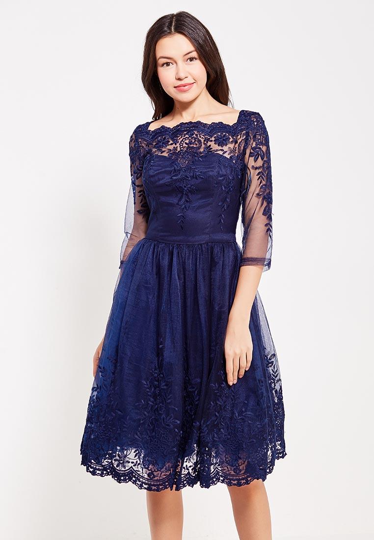 Вечернее / коктейльное платье Chi Chi London 42607NB