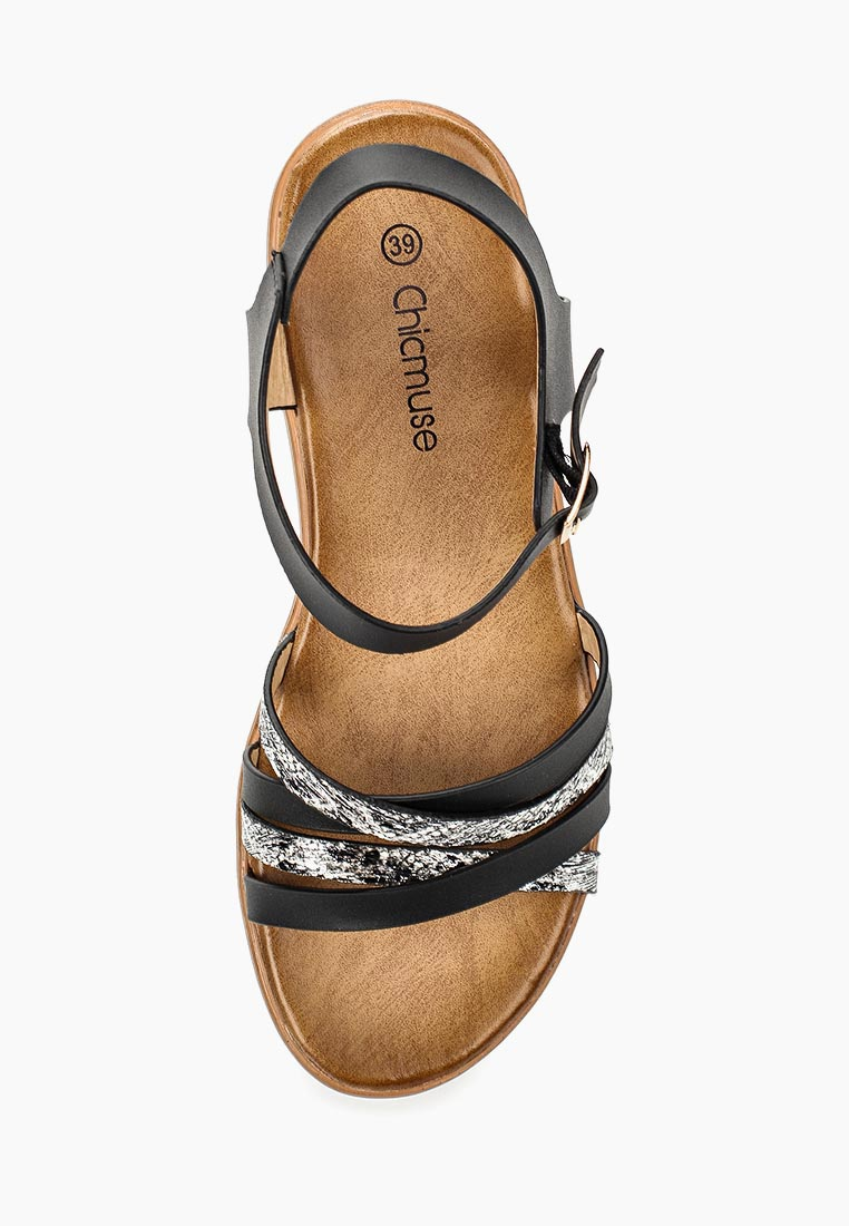 Женские сандалии Chicmuse F50-K10304: изображение 4
