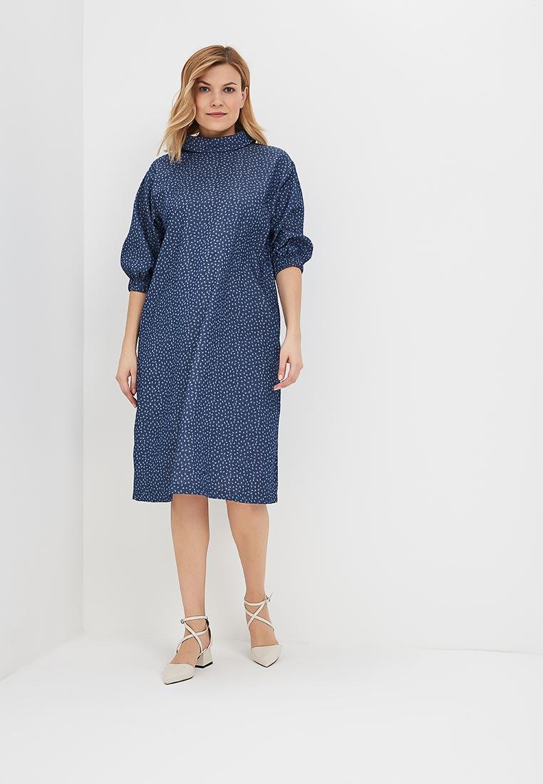 Платье-миди Chic de Femme CHSS18D0002