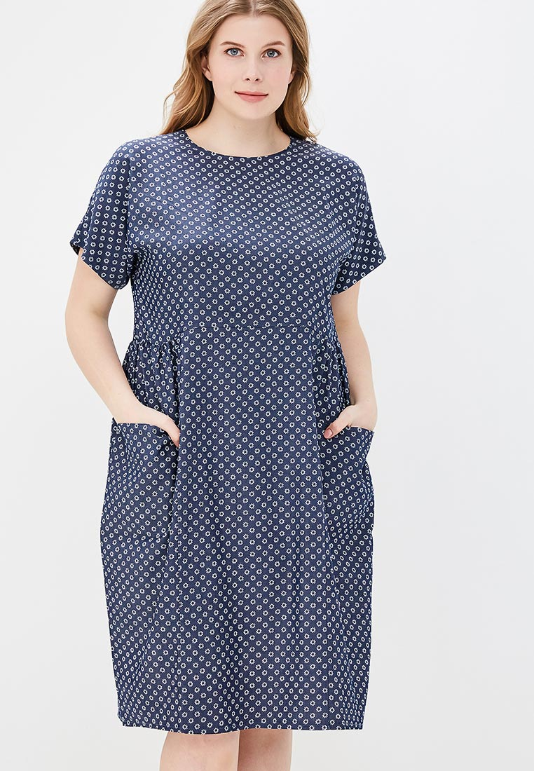 Повседневное платье Chic de Femme CHSS18D0004